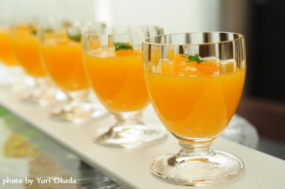 柑橘類デザート1