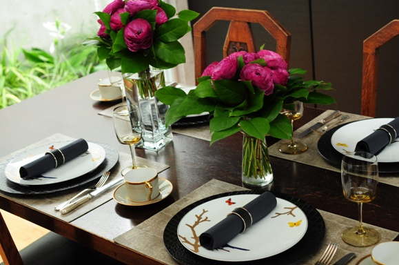 エクレア2014のテーブル